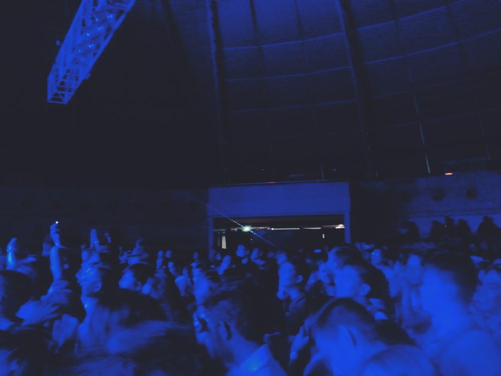 le crowd
