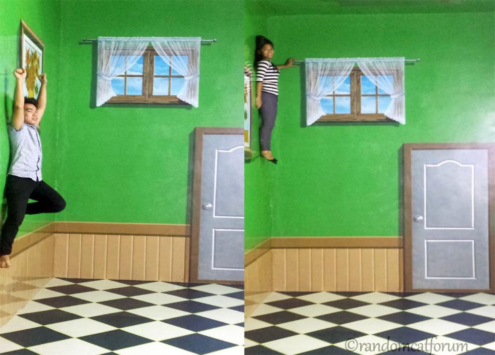 door illusion