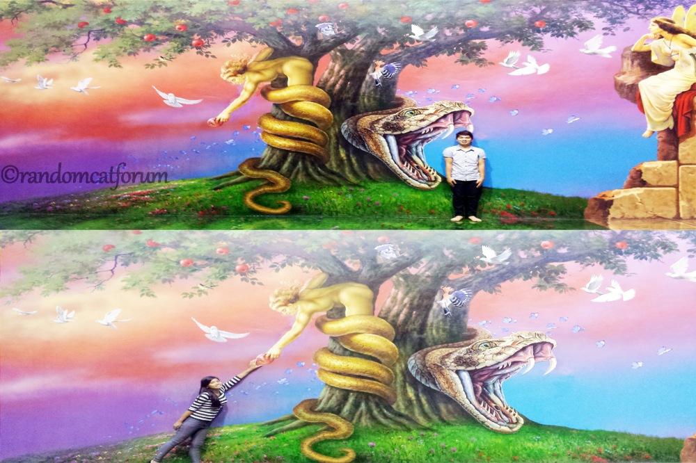 eva-snake