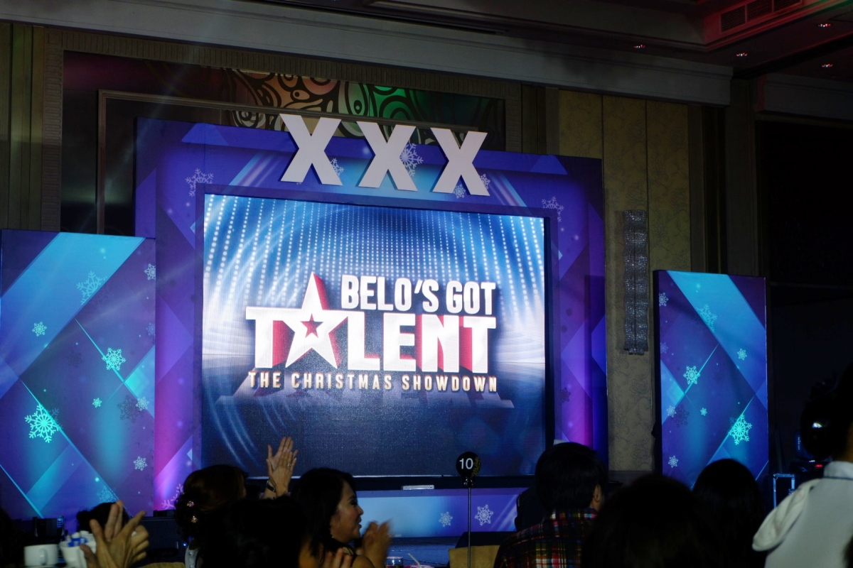 Belo's Got Talent @ Dusit Thani Manila